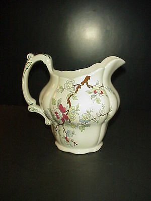 Booths Chinese Tree Milk Pitcher