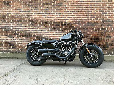 New Harley-Davidson Sportster Forty-Eight 48 XL1200X with Stage 1