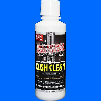 Kush Clean, 16 oz, pipe and glass bong cleaner