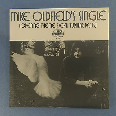 Mike Oldfield's Single (Opening Theme From Tubular Bells) / In Dulci Jubilo, NEW