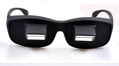 Reading Lazy Glasses Periscope Eyeglasses Spectacles Lazy Reader with 90 °Angle