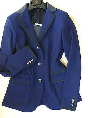 Cavalleria Toscana Eleganza Show Competition Jacket i-42 uk10 look at my animo