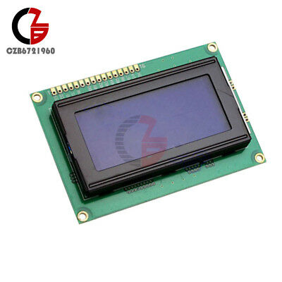 LCD 16x4 1604 Character LCD Display Module LCM Blue Blacklight 5V Arduino
