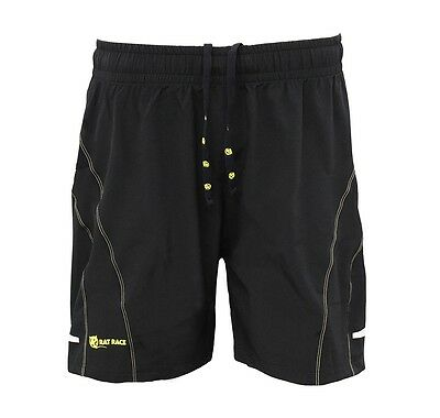 Rat Race Trailblazer Short - SS16 - Black/Yellow Running Shorts