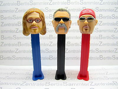 Pez Orange County Choppers set - limited - 2006 USA !