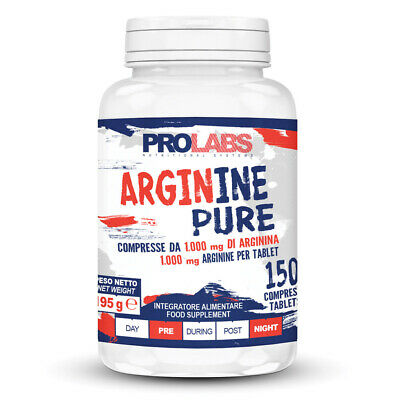 Prolabs Arginine Pure 150 Cpr
