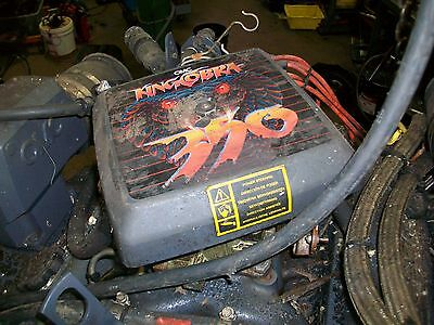 OMC King Cobra 350 1989 parting out coupler remote oil filter  carb etc etc