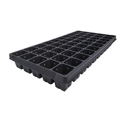 5 Pack of Plug Trays - 50 Cells Square