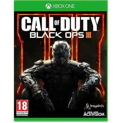 Call of Duty Black OPS 3 Xbox ONE Brand New *DISPATCHED FROM BRISBANE*