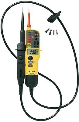 New! Fluke T150 Upgraded T140 LCD Voltage & Continuity