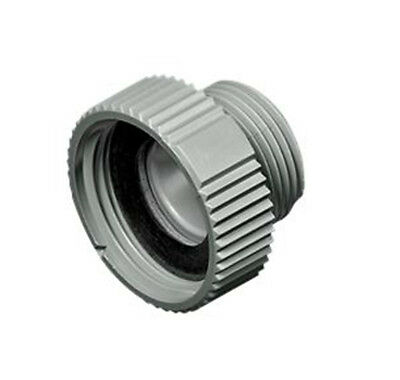 Gardena Tap Adaptor 19x13mm Converts 18mm Tap for 12mm Accessory G930