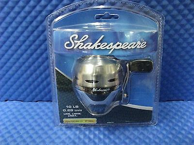 Shakespeare SYNERGY STEEL Reel Pre Spooled with 10 lb Stren SYNST10B 1236990