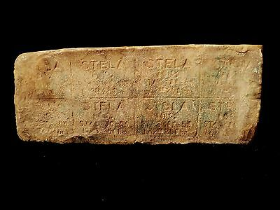 1950's Primitive Handmade Natural Crude Large Block Soap From Romania ,RARE!
