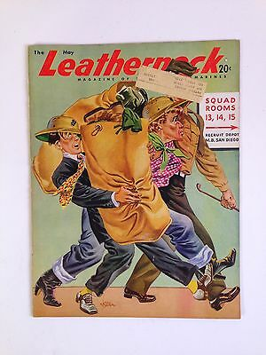 Leatherneck Magazine of the Marines May 1947