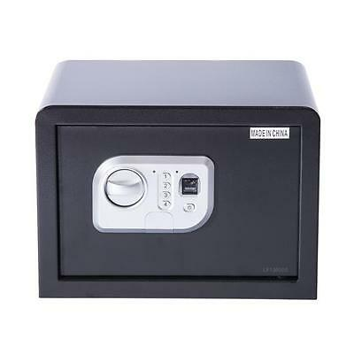 14'' Biometric Fingerprint Digital Electronic Gun Safe Box Keypad Lock Security