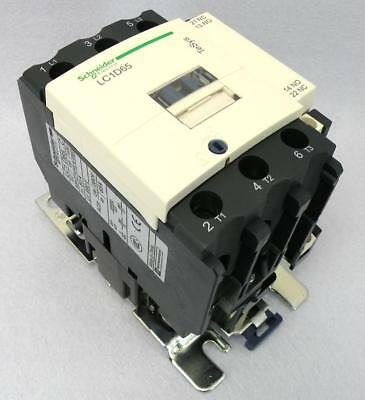 Schneider TeSys D Contactor  LC1-D65Q7C Coil AC380V