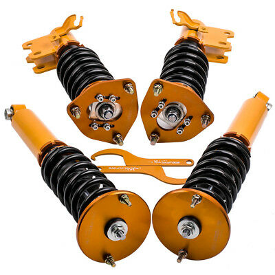 Coilovers for Nissan S14 Silvia 200SX 240SX Adjustable Height/Camber Coilover TB