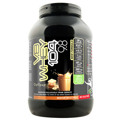 NET VB WHEY 104 9.8 900 GR Wafer alla Nocciola