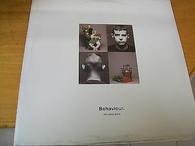 Pet Shop Boys Behaviour  Lp Sigillato Italy