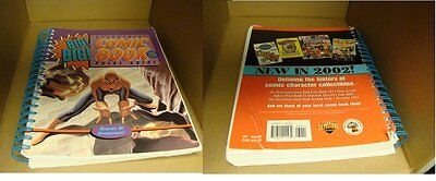 Overstreet 2002 Big Big Comic Book Price Guide Issue 32