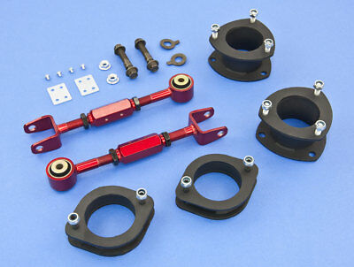 """For Honda Element 2003+ Steel Front 3"""" + Rear 2"""" Leveling Kit With Alignment"""
