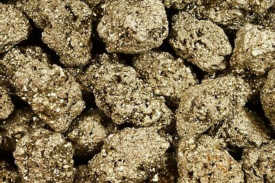 """Pyrite 2"""" 4-6 Oz Healing Crystals and Stones All Chakra Reiki Metaphysical"""