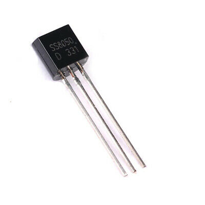 IRF530 N-Channel HEXFET Power MOSFET, 100V - 0.16Ω - 14A,  Pack of 1, 2 or 5