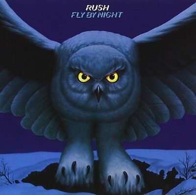 RUSH : FLY BY NIGHT (Remastered)   (CD) Sealed