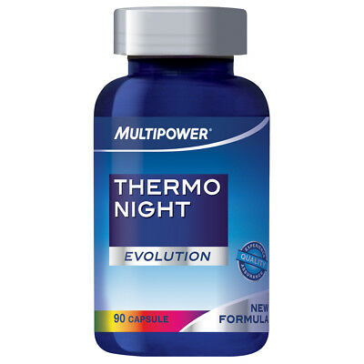 Multipower Thermo Night 90 Cps