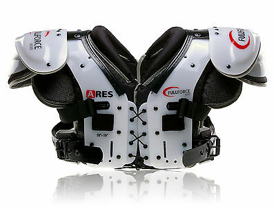 Full Force American Football Ares Multi Position LB/RB/OL/DL Shoulderpad Gr. S
