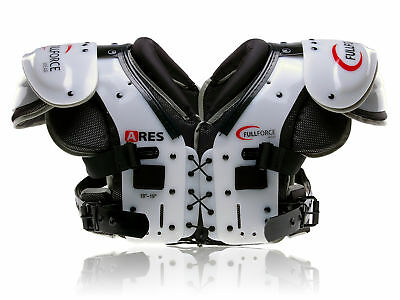 Full Force American Football Ares Multi Position LB/RB/OL/DL Shoulderpad Gr. M