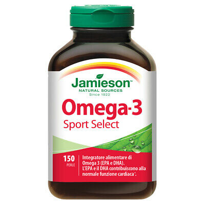 Jamieson Omega 3 Sport Select 150 Cps