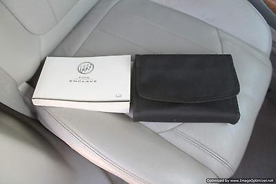 2008 buick enclave owners manual book set oem with navigation 2008 08 buick enclave cxl original owners manual information guide books sciox Gallery