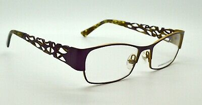 447d6054e26 NEW 100% AUTHENTIC PRODESIGN DENMARK 1247 c.3531 Purple Eyeglasses ...