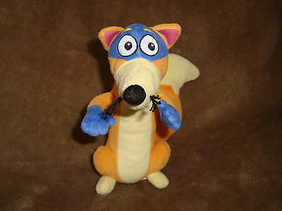 Ty Beanie Dora The Explorer SWIPER 2011 Plush