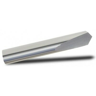1/8 in.  Solid Carbide Spade Drill, Uncoated, 400-001020