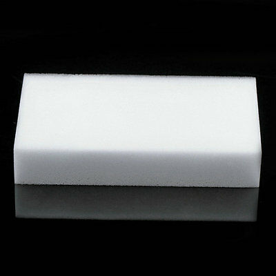 10 Pcs Magic Sponge Eraser Clean Cleaning Multi-functional Foam Cleaner White IM