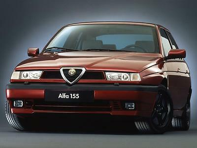 Manuale Officina Alfa Romeo 155 Workshop Manual Service Software