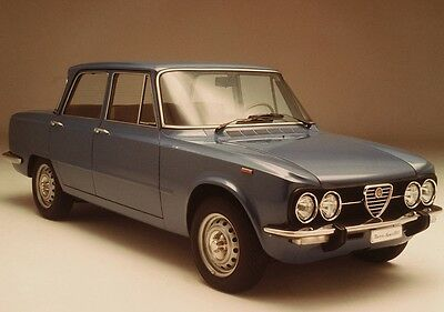 Manuale Officina Alfa Romeo Giulia 1961 1977 Workshop Manual Service