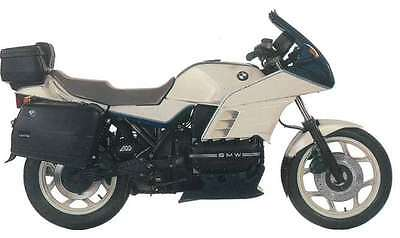 Manuale Officina Bmw K100 E K75 1986 Workshop Manual Service