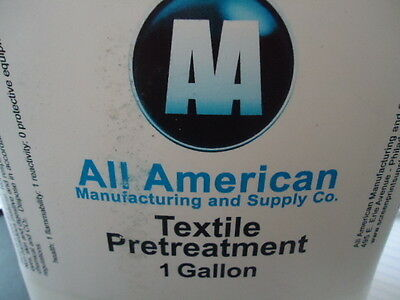 All American Textile Preatreatment 1 Gallon