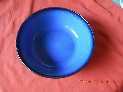 Gibson ANTICA ROMA-BLUE Soup/Cereal Bowl