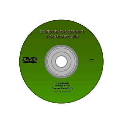2ND MEDITERRANEAN CONFERENCE ON ORGANIC AGRICULTURE Fagan Fox Stanton Cox DVD
