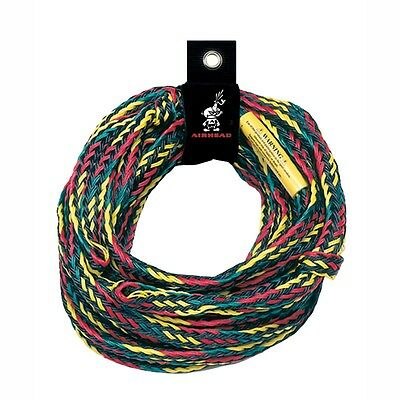 AIRHEAD 4 Rider 1 Section Tow Rope for 4-person Towable Tubes AHTR-4000