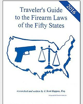 Traveler's Guide To Firearms Laws Of The 50 States- 2016 - Bulk Discounts
