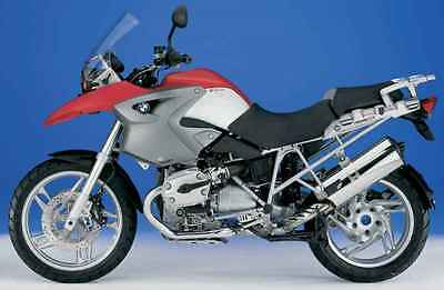 Manuale Officina Bmw R1200 R 1200 Gs Rt St Workshop Manual 01/2005 Reprom