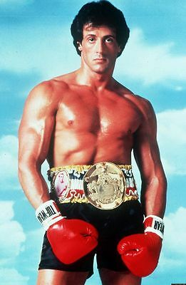 A3/A4 Size - CLASSICAL Rocky Balboa 3 BOXING MOVIE VINTAGE ART FILM POSTER # 21