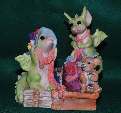 The Whimsical World Of Pocket Dragons 'dragons In The Attic' Real Musgrave