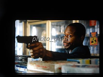 Lawrence Martin Blue Streak Original 35mm Color Promo Slide