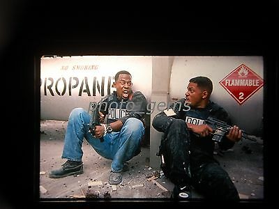 Will Smith Martin Lawrence Bad Boys Original 35mm Color Promo Slide